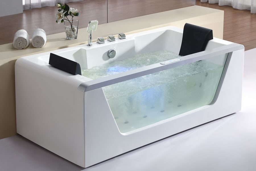 EAGO Whirlpool Tubs – Bathrooms with a Hint of Luxury