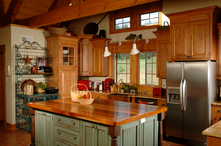 Kitchen Styles great kitchen styles - which one is yours?