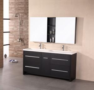 double vanity