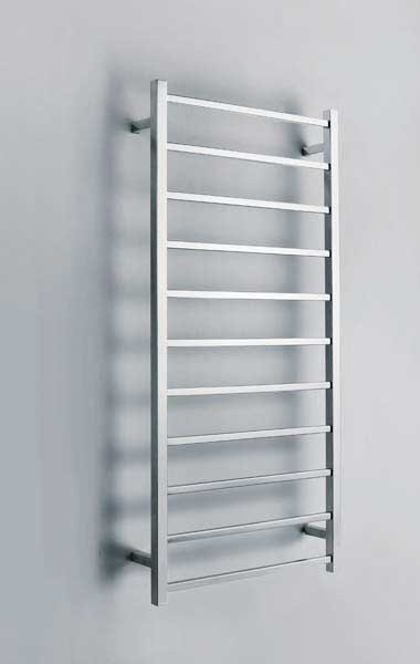 Virtu USA VTW-114A-BN Kozë Collection Towel Warmer in Brushed Nickel