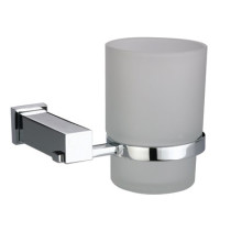 Dawn 8202 Square Series Single Toothbrush Holder Bath Accessories