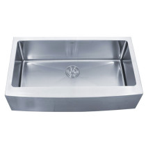 Kraus KHF200-36 36 inch Farmhouse Single Bowl Stainless Steel Kitchen Sink