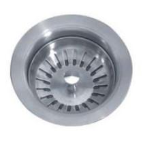 """Dawn SD01 Stainless Steel Standard 3 1/2"""" Sink Strainer"""