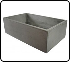 Concrete Farm Sinks
