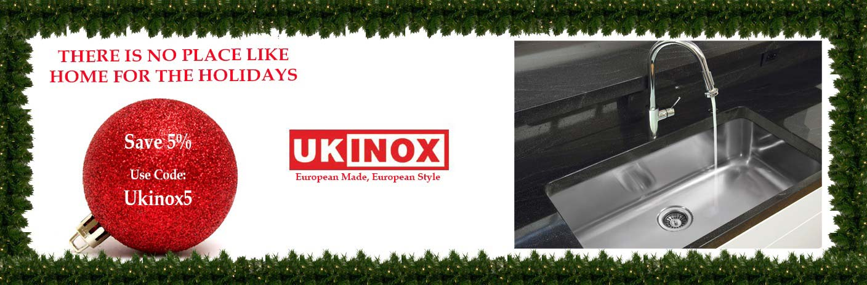 Ukinox Save 5% Holiday Coupon
