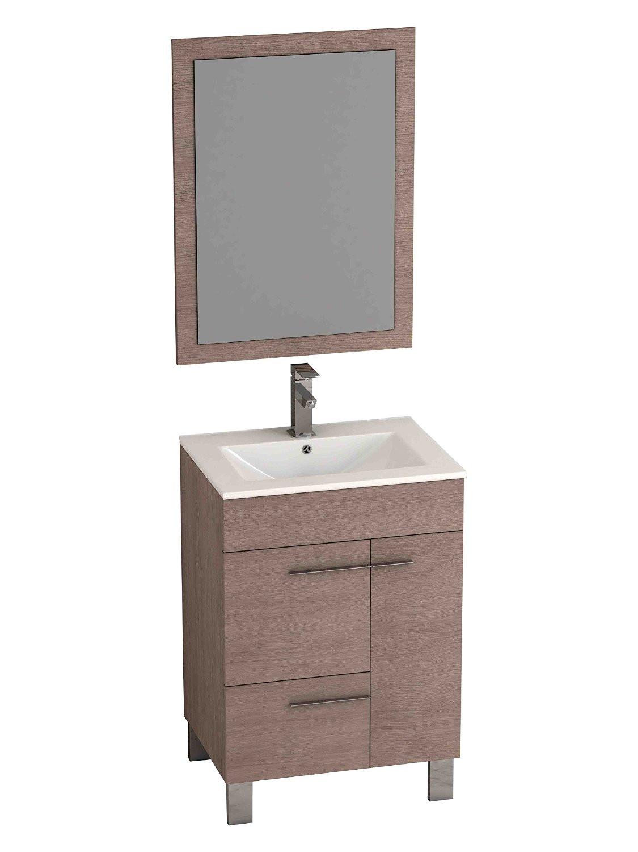 Eviva Evvn521 24 Cup 174 24 Inch Modern Bathroom Vanity With