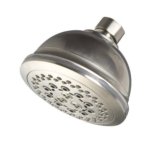Dream 6 Function Shower Head In Brushed Nickel