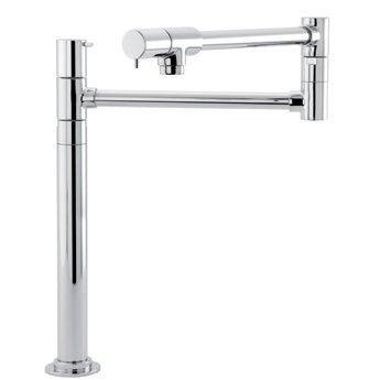 Hansgrohe 04058 Talis S Pot Filler Faucet Deck Mounted with Lever Handles