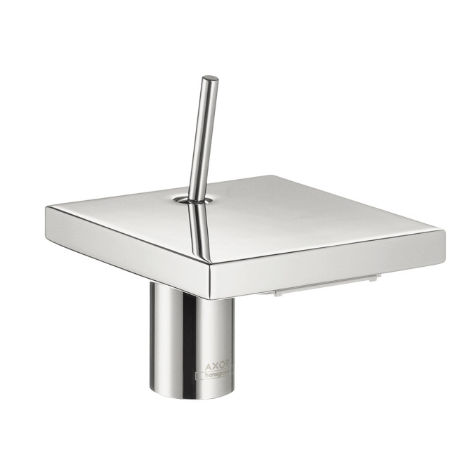 AXOR 10070001 Axor Starck X Single Hole 4 Inch Bathroom Faucet in Chrome