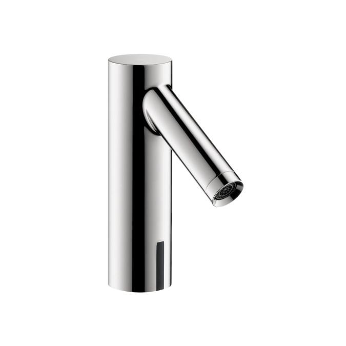AXOR 10106001 Axor Starck Chrome Faucet with Electronic Sensor Technology