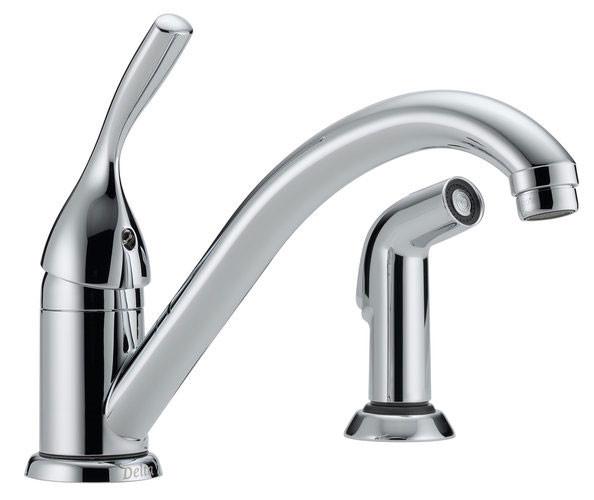 Delta 175-DST Single Handle Kitchen Faucet