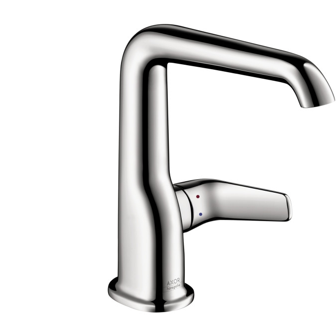 AXOR 19011001 Bouroullec Single Hole Bathroom Faucet No Pop-up in Chrome
