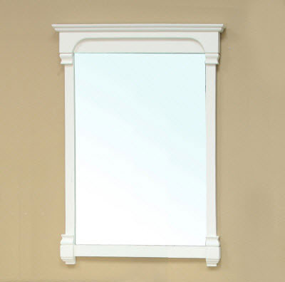 BellaterraHome 205024-MIRROR-A-WHITE