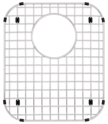 Blanco 220991 Stainless Steel Sink Grid Fits Wave and Supreme Small Bowl