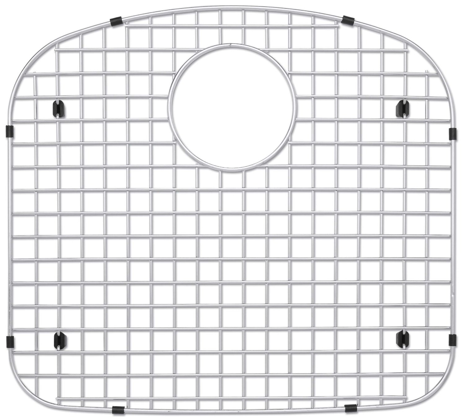 Blanco 220992 Stainless Steel Kitchen Sink Grid Fits Wave Large Bowl