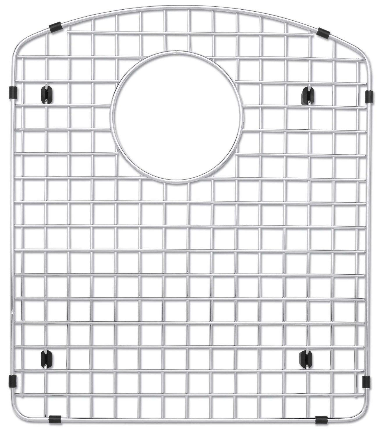 Blanco 220998 Stainless Steel Kitchen Sink Grid Fits Diamond 1 3/4 Large Bowl