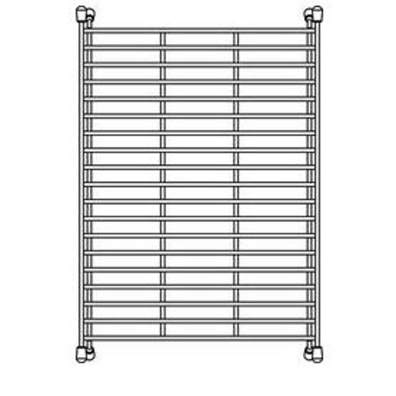 Blanco 233530 Ikon Floating Grid in Stainless Steel Fits Blanco Ikon 30 Inch Apron Sink