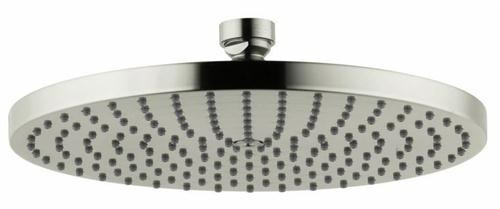 Axor Downpour 240 AIR Shower Head In Brushed Nickel