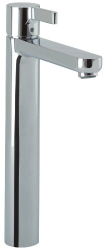hansgrohe 31020001 Metris S Single Hole Faucet Lever Handle in Chrome