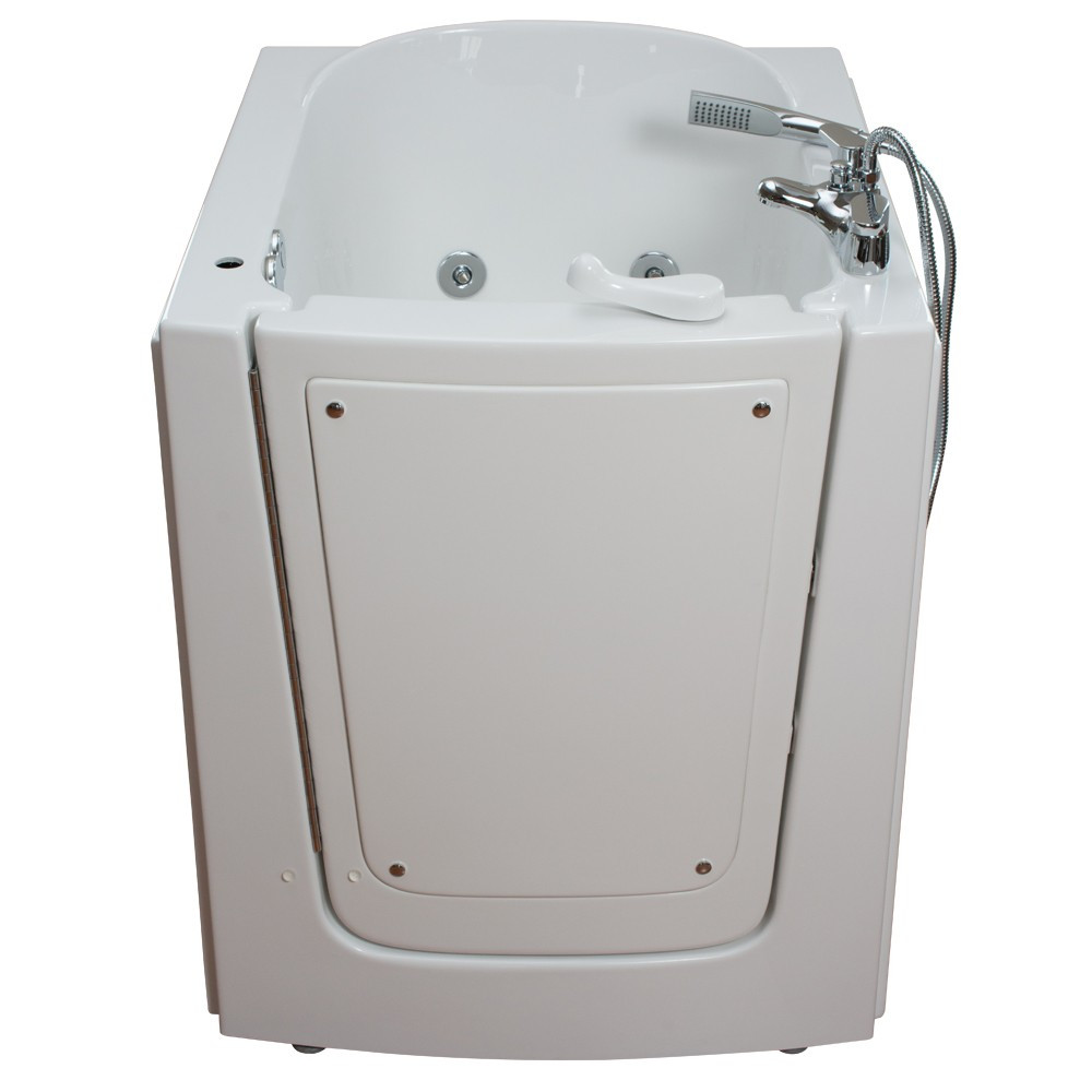 Ella's Bubbles 313703L Hydro Massage Walk In Bath with Left Side Door