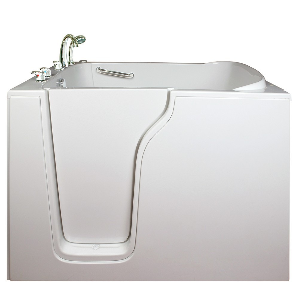 Ella's Bubbles 355502L Air Massage Walk In Bath with Left Side Door