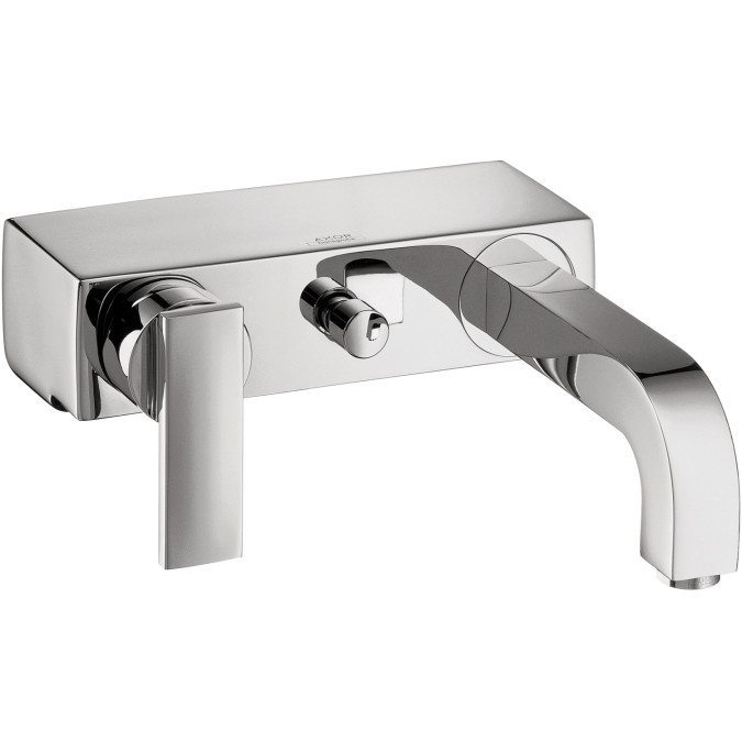 AXOR 39400001 Tub Filler Faucet Wall Mount with Diverter in Chrome
