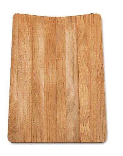Blanco 440229 Wood Cutting Board Fits Diamond Equal Double Bowl
