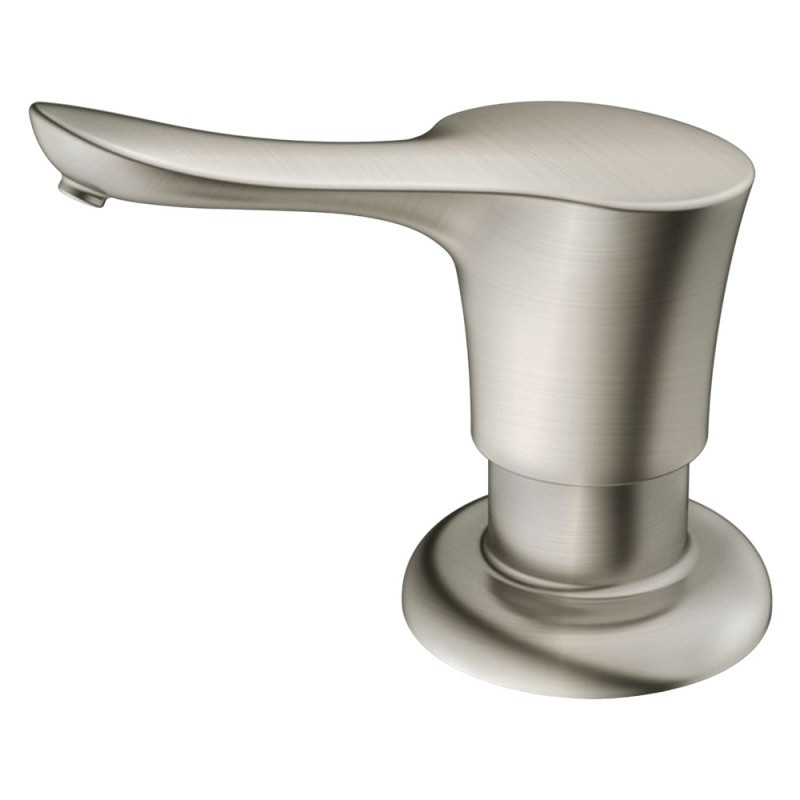Blanco Napa Deck Mounted Kitchen Accessories Soap Dispenser in Stainless Steel