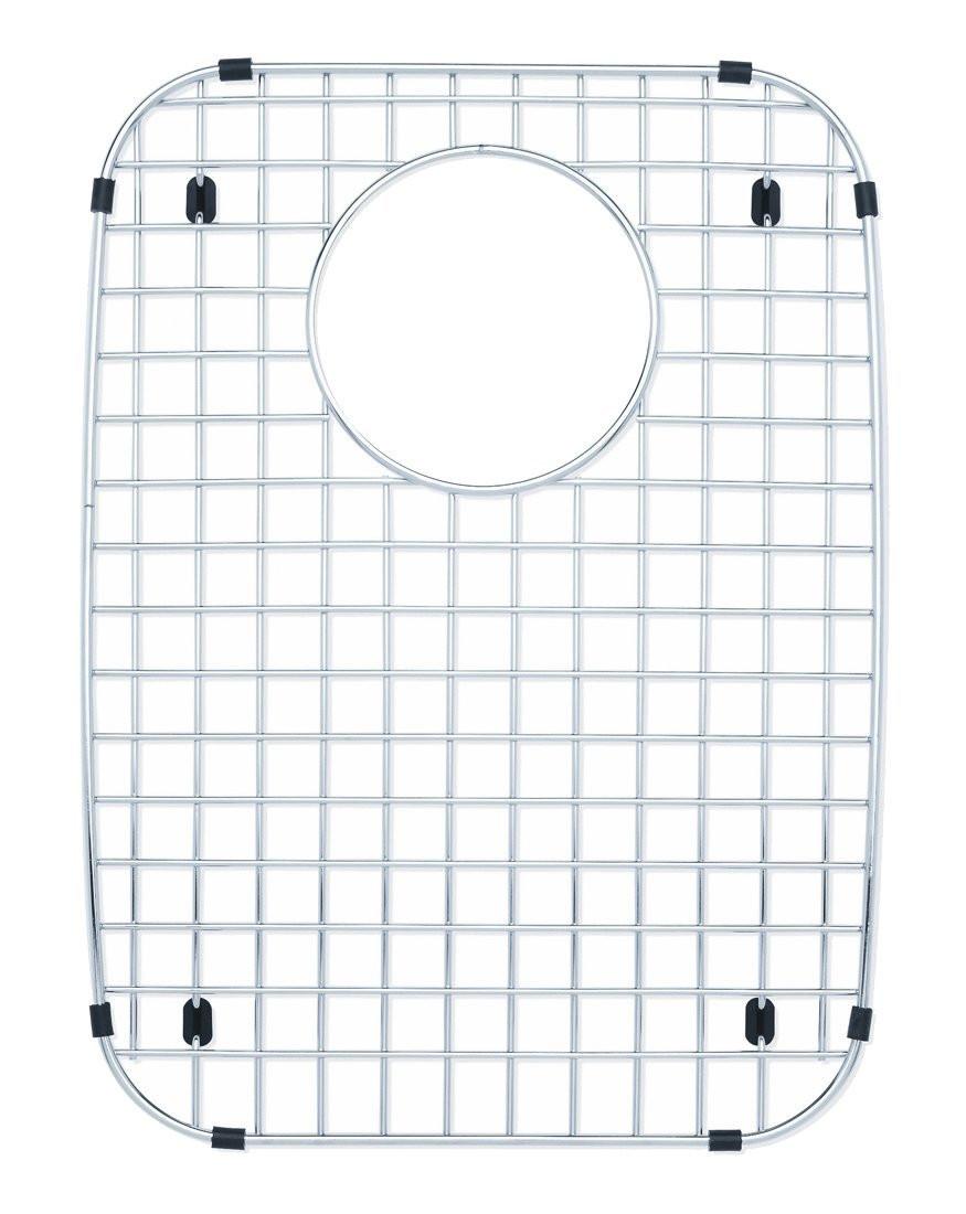 Blanco 515296 Stainless Steel Sink Grid Fits Blanco Stellar Equal Double Bowl