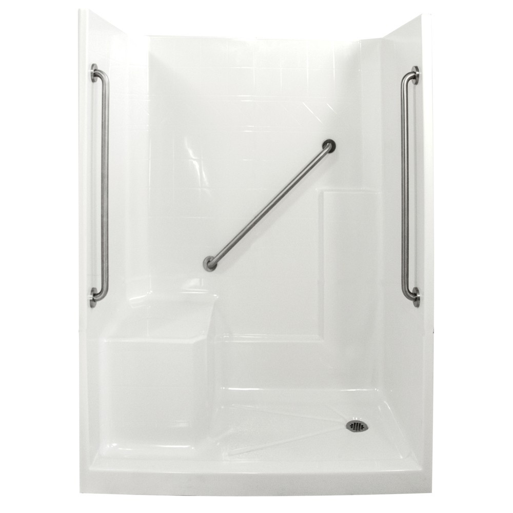 Ella's Bubbles 6032 SH IS 3P 4.0 L-WH SP36 Standard Plus Shower System