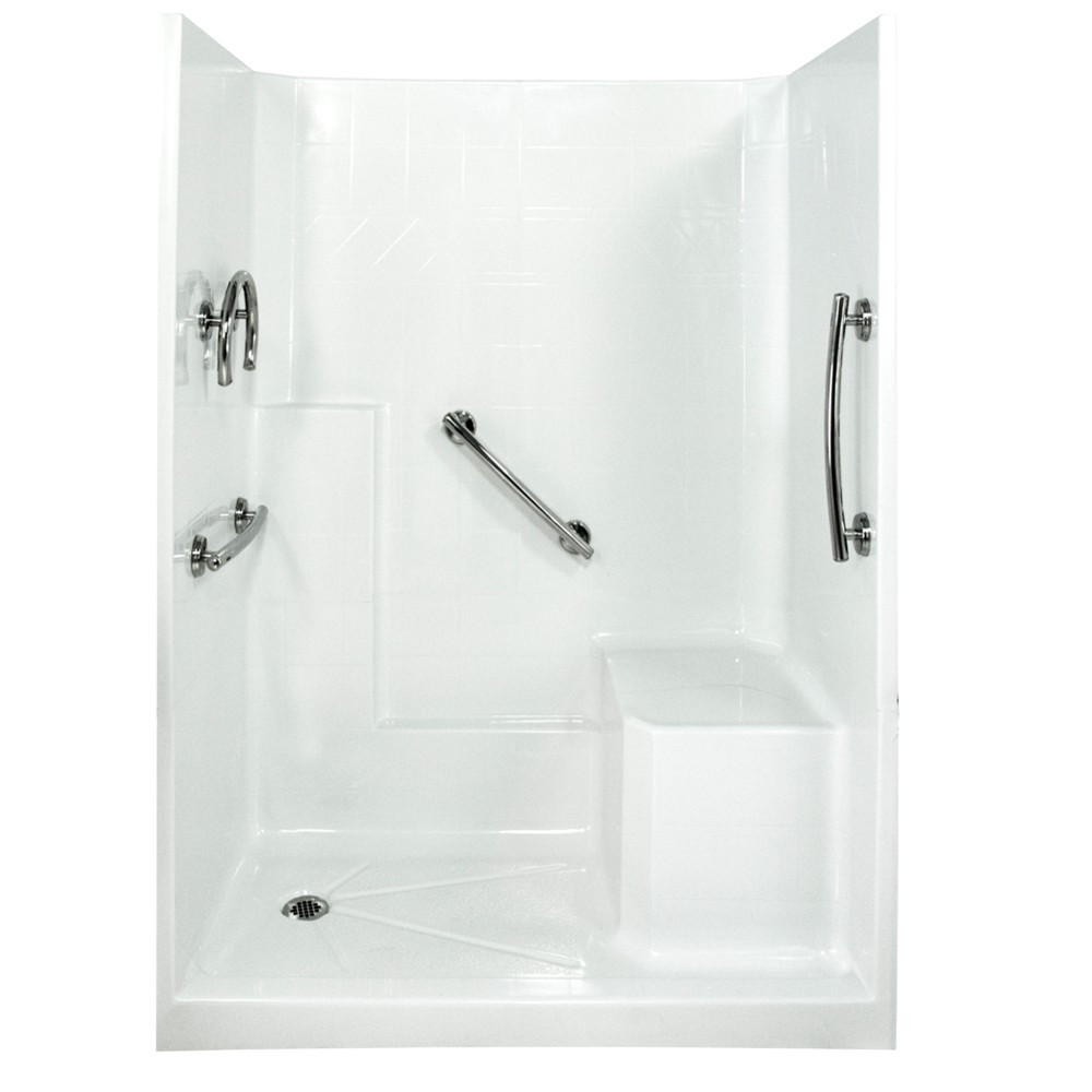 Ella's Bubbles 6032 SH IS 3P 4.0 R-WH FRDM Freedom Shower System