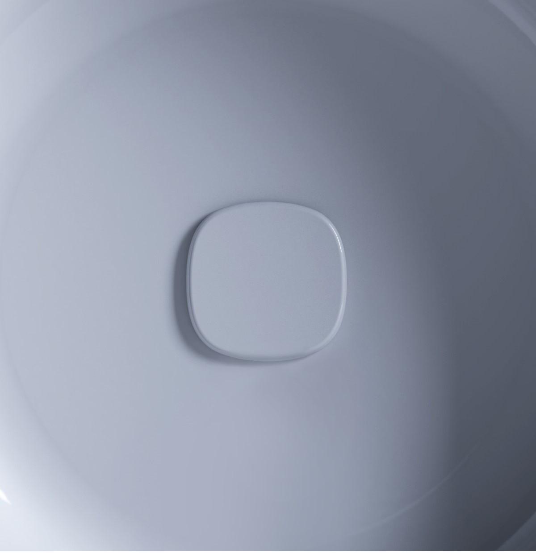 Aquatica Metamorfosi-SD-Wht White Sink Drain For Metamorfosi Sinks