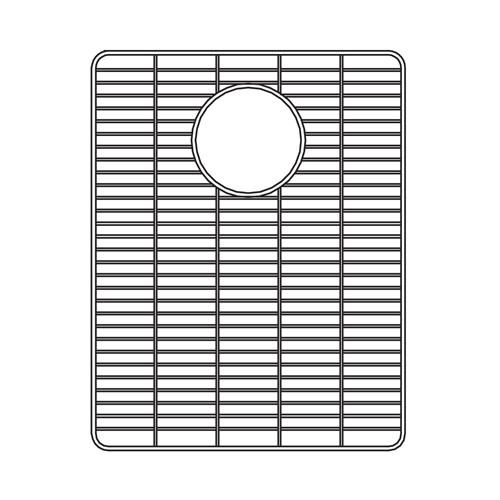Houzer 629702 13 Inch by 16-4/7 Inch by 5/8 Inch Wirecraft Bottom Grid