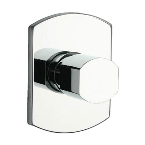 Brushed Nickel LaToscana 86PW400 Single Hole Wall Mount Volume Control