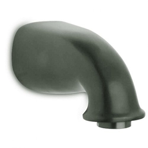 Oil Rubbed Bronze LaToscana 87PO430 5'' Solid Brass Bath Tub Spout