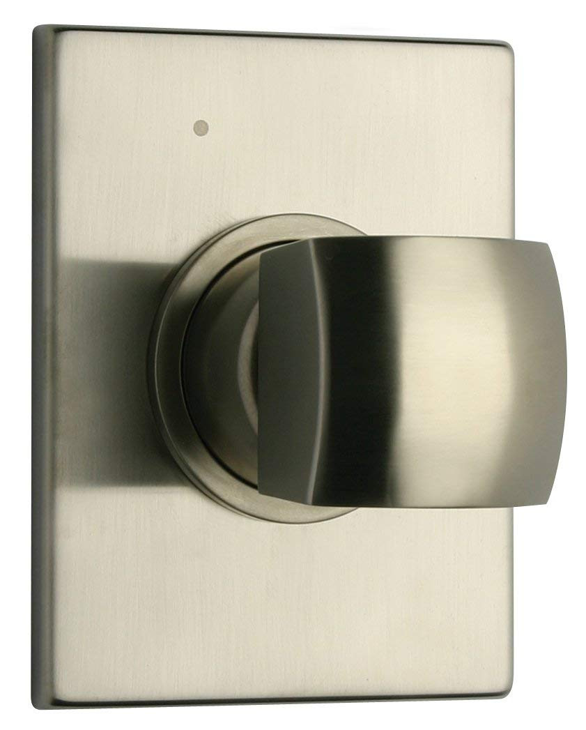 Brushed Nickel LaToscana 89PW400 Solid Brass Shower Volume Control