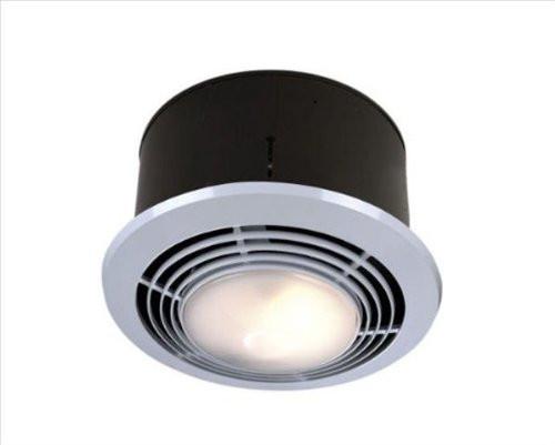 Broan 9093WH Intermediate 1500W Heater/Light/Nightlight Ventilation Fans