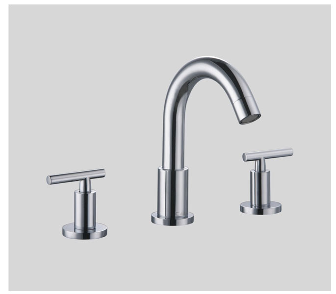 Dawn AB16 1513C 3-Hole Widespread Lavatory Faucet