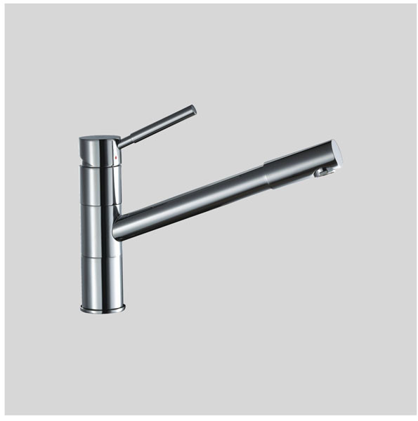 Dawn AB33 3241 Single Hole Kitchen Pull-Out Faucet