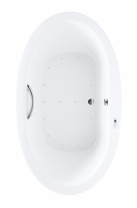 TOTO ABR904S#..N Pacifica Acrylic Whirlpools Bathroom Tub With Right Blower
