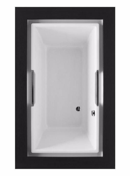 TOTO ABY930N#01Y Lloyd Rectangular Cast Acrylic Soaking Bathroom Tub
