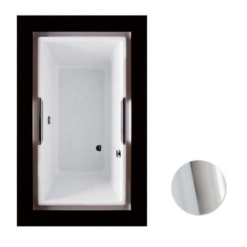 TOTO ABY930NT10#01YCP Modern Lloyd Drop In Acrylic Soaker Bathroom Tub