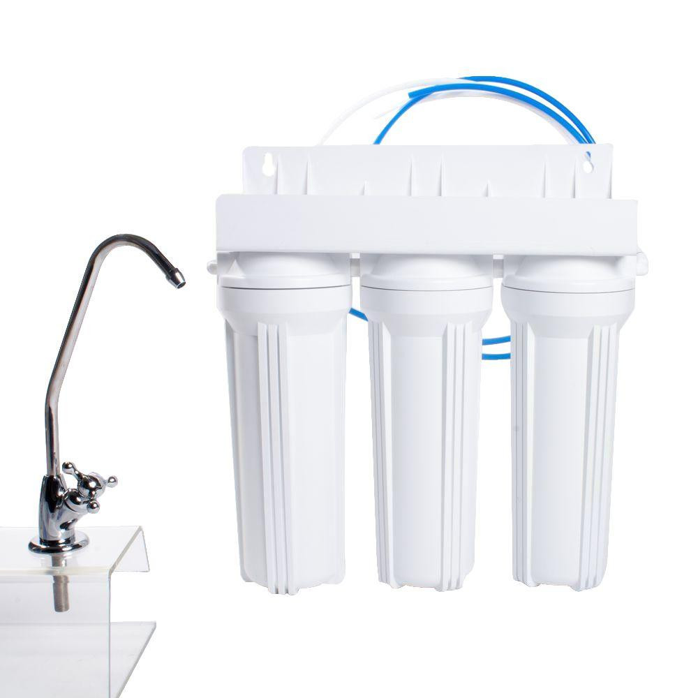 Anchor AF-4003 Triple Stage UnderCounter Water Filtration System