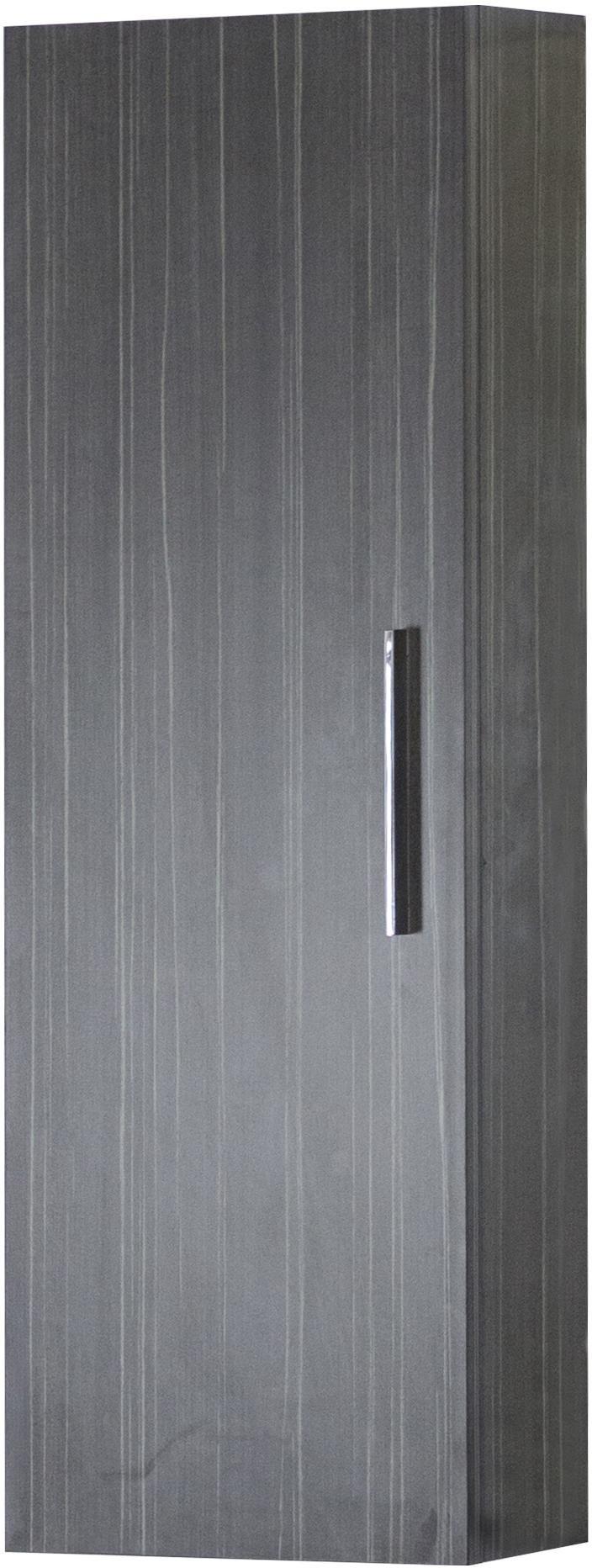 American Imagination AI-1405 Modern Plywood Single Door Dawn Grey Medicine Cabinet