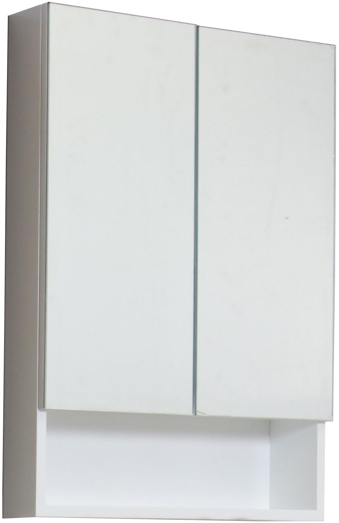 American Imagination AI-547 Modern Double Doors Medicine Cabine in White