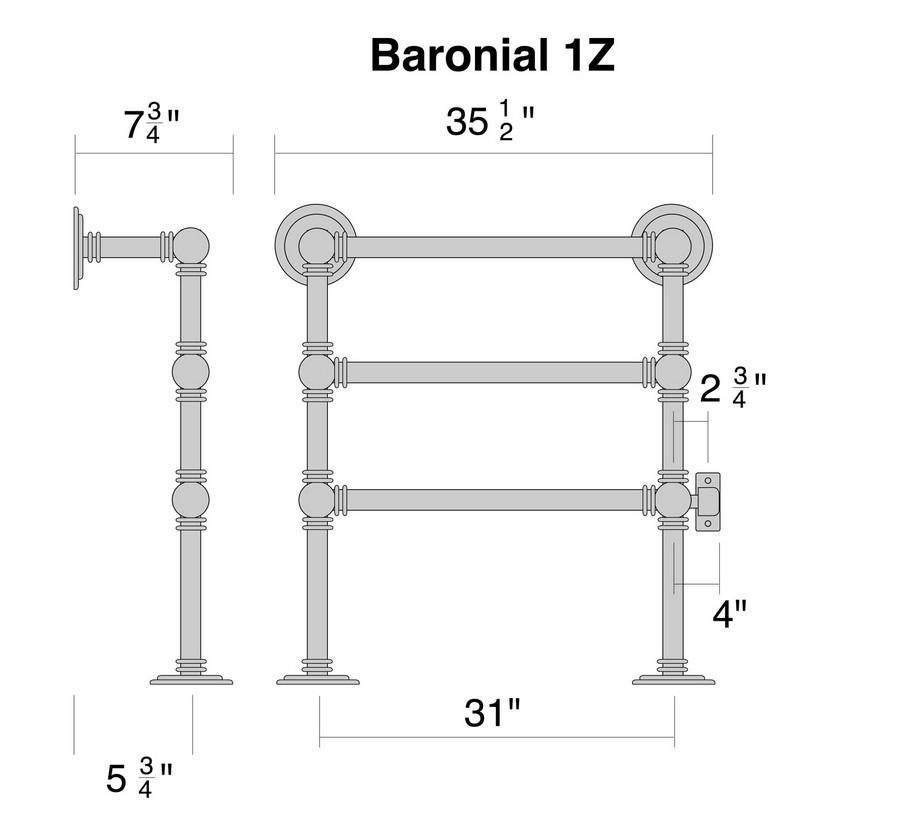 Wesaunard BARONIAL-1Z Diagram