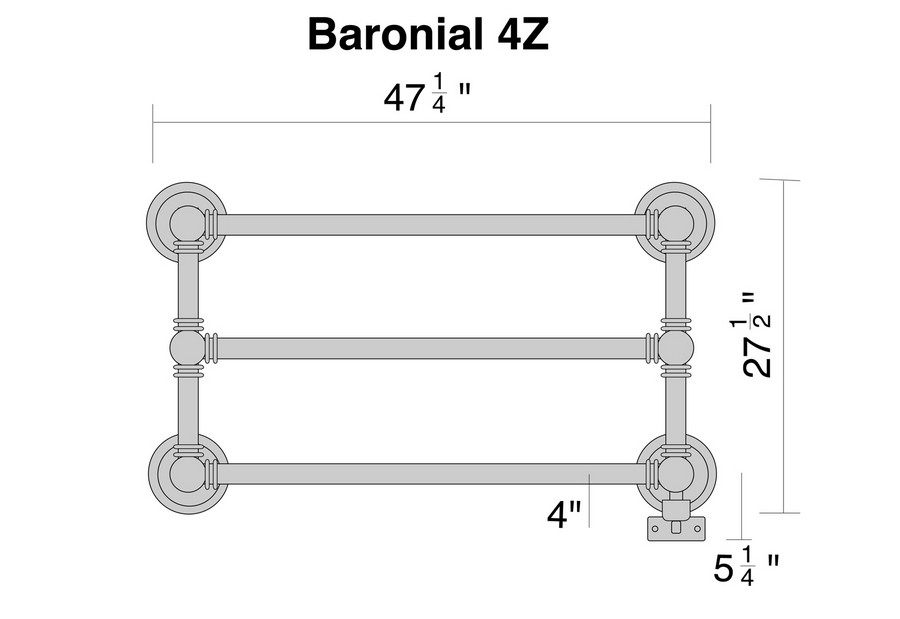 Wesaunard BARONIAL-4Z Diagram