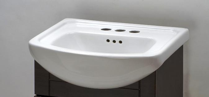 """Empire Industries C18 Capri 18"""" Ceramic Sink"""