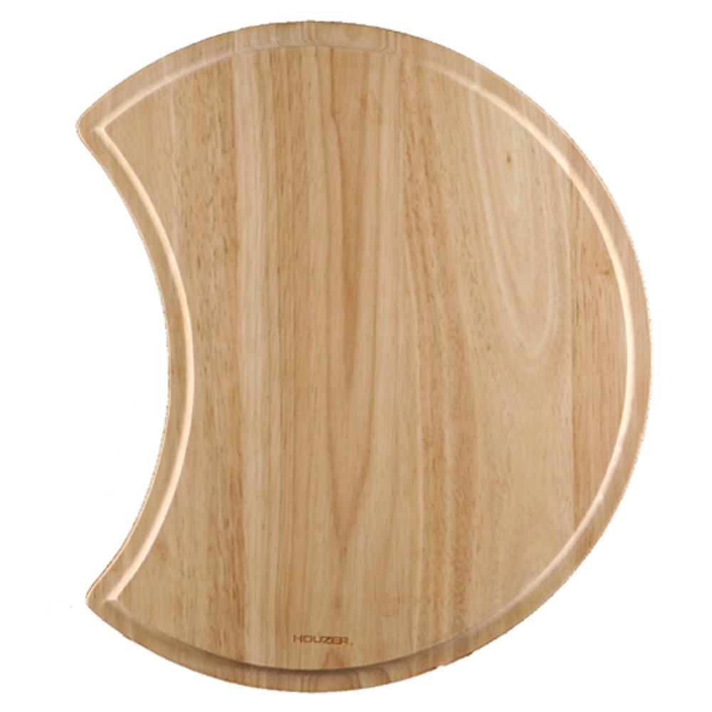 Houzer CB-1800 Endura Hardwood 16.12 Inch Kitchen Accessories Cutting Board