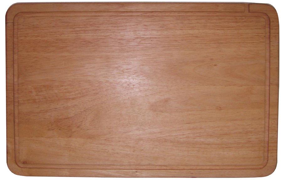 Dawn CB017 Solid Wood Cutting Board for Kitchen Sink